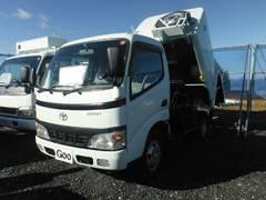 ダイナトラック2t パッカー車 富士重工4.3立方メートル