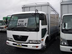 日産ディーゼルUDトラック 4.15tベース 家畜運搬車