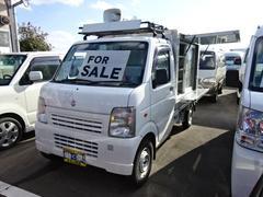 キャリイトラック 移動販売車 冷蔵冷凍 −5度 スタンバイ付 拡声マイク(スズキ)