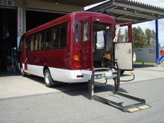 ローザ4WD 福祉車輌 リフト付 24人乗