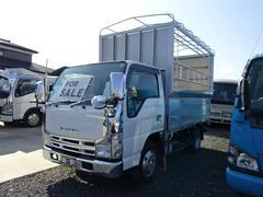 エルフトラック2tベース 標準ボディ 家畜運搬車