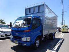 デュトロ3tベース 家畜運搬車