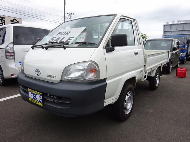 トヨタ DX 4WD 750kg積