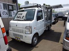 キャリイトラック−5度 移動販売冷凍車 スタンバイ付
