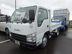 エルフトラック2t 全低床強化ダンプ 4WD