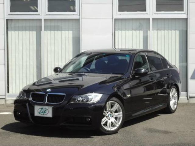 BMW 3シリーズ 320i Mスポーツパッケージ 社外ナビ Bカ...