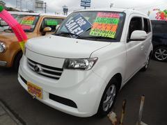 トヨタ bB S ガーネットエディションII 1.3L