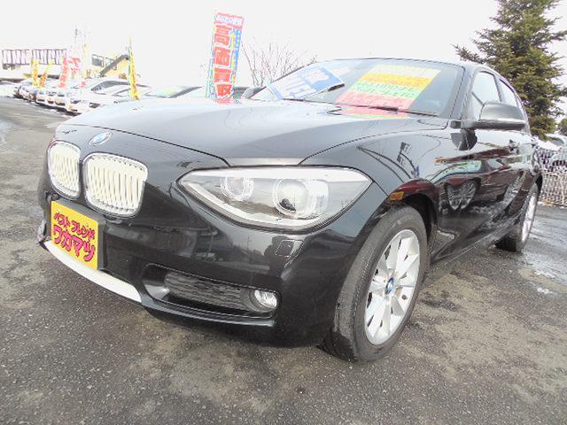 BMW 1シリーズ 116i スタイル純正HDDナビバックカメラハ...