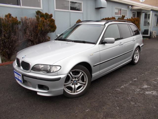 BMW 3シリーズ 318iツーリング (検29.9)