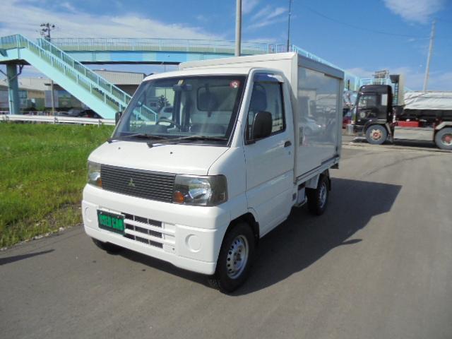 三菱 保冷車 2WD オートマ エアコン