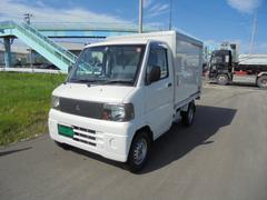 ミニキャブトラック保冷車 2WD オートマ エアコン