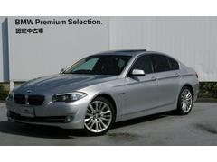 BMW550i サンルーフ ベージュレザー
