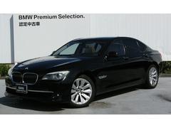 BMWアクティブハイブリッド7 左ハンドル サンルーフ