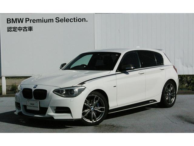 BMW 1シリーズ M135i  レッドレザー (検29.10)