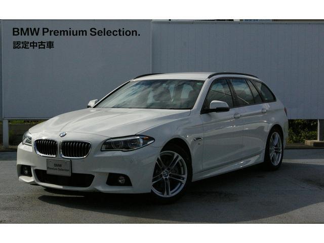 BMW 5シリーズ 523dツーリング Mスポーツ (検31.9)