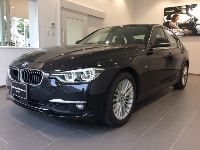 BMW 3シリーズ 320dブルー...