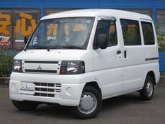ミニキャブバンCD 4WD エアコンパワステ