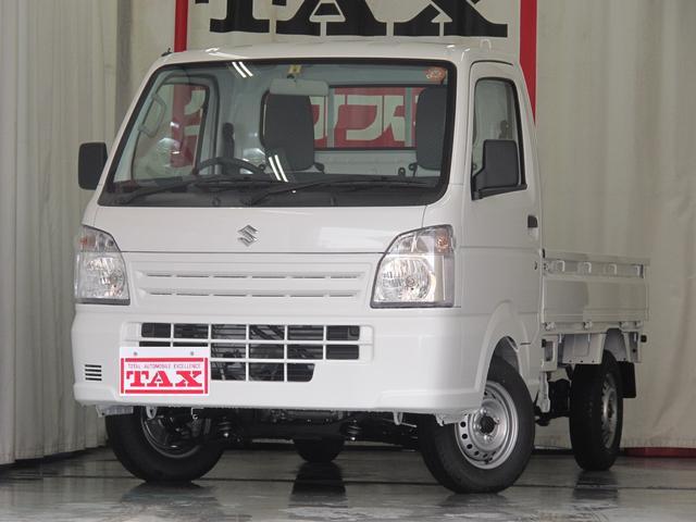 キャリイトラック(スズキ) KCエアコン・パワステ 中古車画像