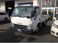 エルフトラック低床ダンプ 2t積 新普通免許対応車