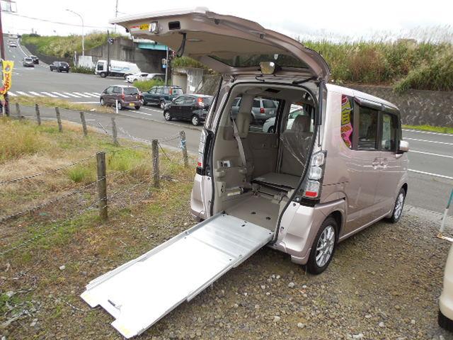 ホンダ G・Lパッケージ車いす仕様左パワスラワンオーナー