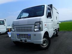 キャリイトラック冷凍冷蔵車 −20℃ 4WD
