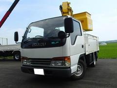 エルフトラック高所作業車 8m
