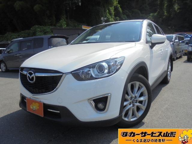 マツダ CX−5 XD Lパッケージ ディーゼル 4WD (なし)