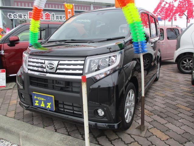 ダイハツ カスタム X SAII 4WD