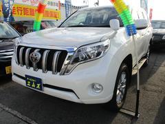 ランドクルーザープラドTZ−G 4WD