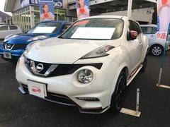 ジュークニスモ RS ターボ 4WD 純正ナビ・TV