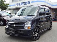 ワゴンRFX−Sリミテッド 4WD HIDライト 15インチアルミ