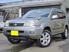 エクストレイルS 切替式4WD ABS 17AW