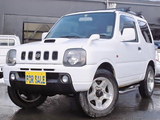 スズキ XC 切替式4WD ABS ICターボ Tチェーン車