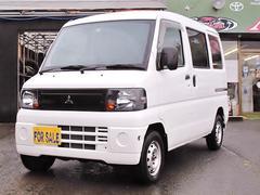 ミニキャブバンCDハイルーフ 切替式4WD SRS AC PS