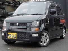 ワゴンRRR−DI 4WD ABS HID DIターボ Tチェーン車