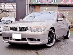 BMW735i DSC レザーシート 20インチAW