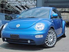 VW ニュービートルベースグレード ABS 左ハンドル 社外18AW