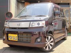 ワゴンRスティングレーX 4WD ABS スマートキー Tチェーン車
