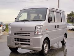 エブリイPC 切替式4WD エアコン パワステ Tチェーン車