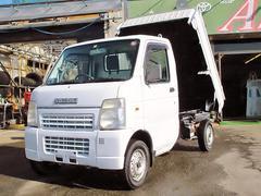 キャリイトラック電動油圧式ダンプ 切替式4WD デフロック Tチェーン