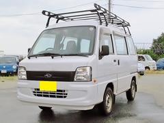 サンバーバンVB 切替式4WD エアコン パワステ