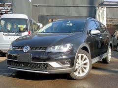 VW ゴルフオールトラックTSI 4モーション アップグレードPKG
