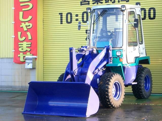 コマツ ホイールローダーWA30−5E除雪仕様 普通免許OK