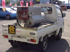 ハイゼットトラック4WDミニタンクローリー