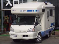 タウンエーストラック本格キャンピング 4WD JB490