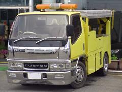 キャンターカスタムレッカー車