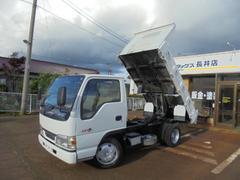 エルフトラック強化フルフラットローダンプ2トン4NO