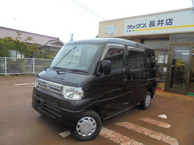 三菱 ミニキャブバン ブラボー ターボ4WD (車検整備付)
