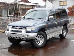 パジェロワイド エクシード 4WD ナビ