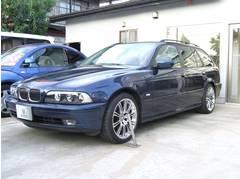 BMW528iツーリングハイライン